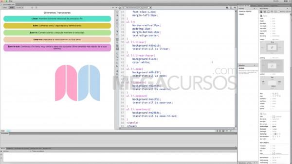 Descubre y experimenta con todos los tipos de animación de CSS3