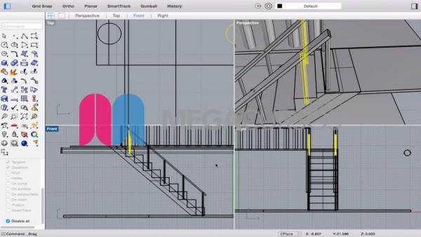 Arquitectura - Casa moderna