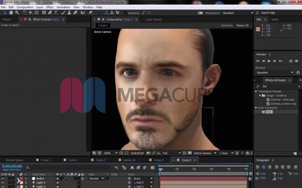 Proyecto Fotorrealismo 3D