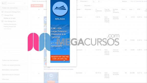 (Google Adwords) Crea anuncios para todos los formatos
