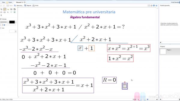 Introducción al algebra fundamental. Parte D