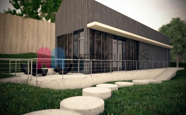 Cinema 4D - Resultado arquitectónico 2