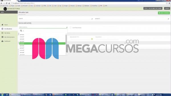 Integra desde 0 formularios avanzados para tus aplicaciones web