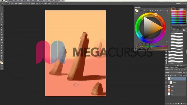 Descubre cómo combinar colores para crear claroscuros coherentes