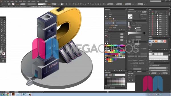 Aprende a diseñar tipografía ilustrada
