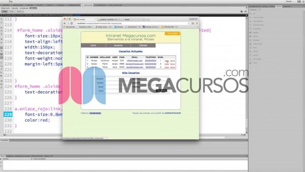 Crea una intranet completa desde 0 y 100_ funcional