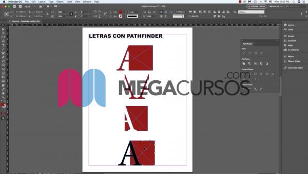 Pathfinder –Creación de logotipo