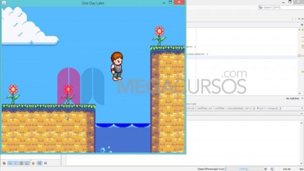 Crea un juego de plataformas de 0 a 100