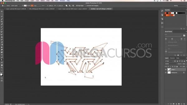 Prepara vectorialmente elementos decorativos y patrones
