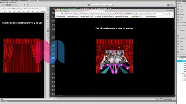 Crea espectaculares animaciones interactivas renderizables al instante