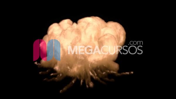 Aprende a realizar fluídos, fuego y explosiones