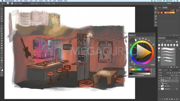 Dibujo digital con Ps -