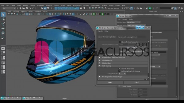 Texturizando Casco con Photoshop