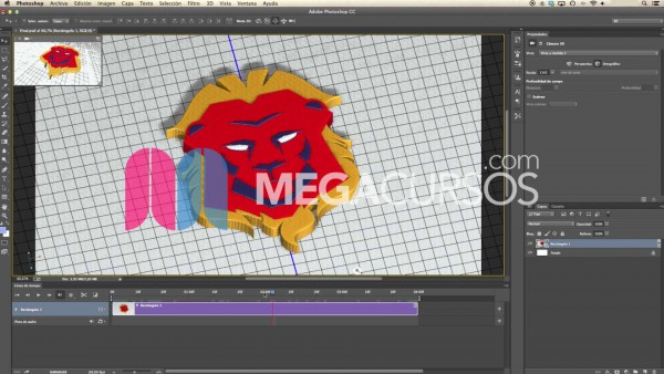 Crea animaciones 3D sin usar programas externos