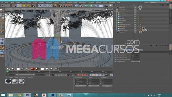 Integra vegetación realista en tus escenas arquitectónicas