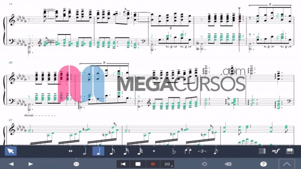 Escribe partituras completas para que cualquier instrumento las haga sonar