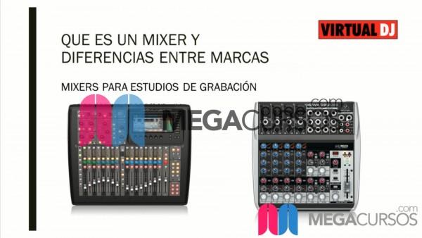 ¿Cómo funciona el mixer? Parte A