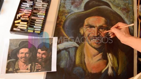 Dibujo y pintura - Crea óleos detallados y realistas