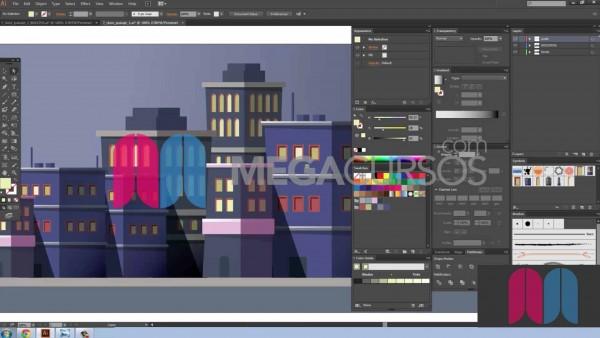 Descubre cómo crear ilustraciones de ciudades
