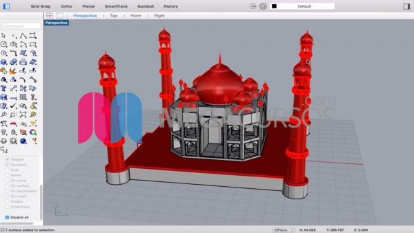Arquitectura - Taj Mahal