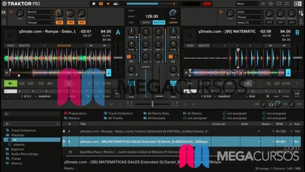 ¿Cómo asignar efectos a un set DJ?