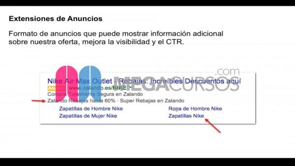 (Google Adwords) Comprende las extensiones de anuncios