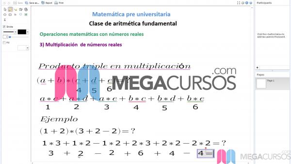Introducción a la aritmética. Parte C