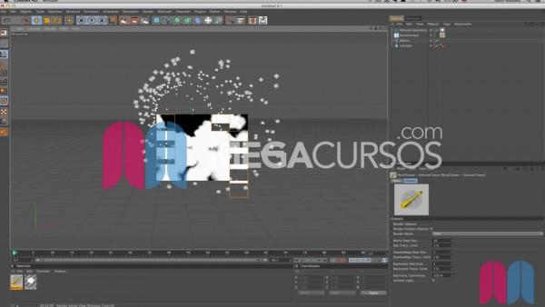 Desarrolla sistemas físicos de animación particular
