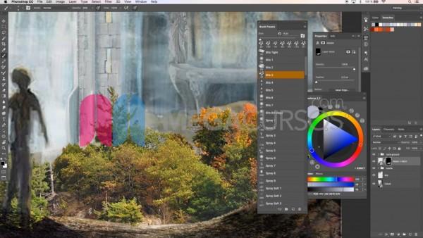 Incrusta vegetación en tus imágenes de forma realista