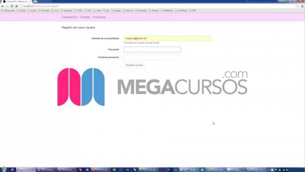 Crea sistemas de login de usuarios