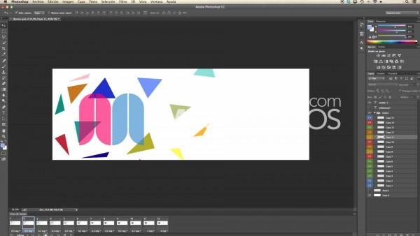 Crea GIFs animados