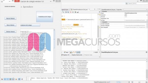 Java - Crea un sistema de gestión para un colegio