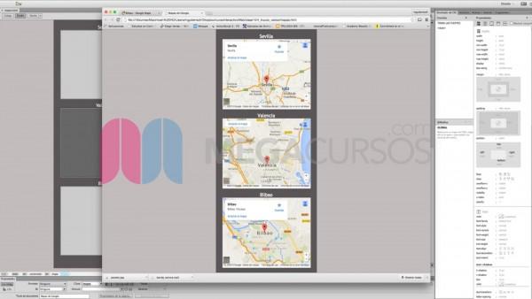 Aprende a integrar mapas y localizaciones