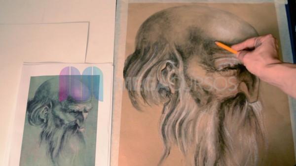 Dibujo y pintura - Aprende a realizar dibujos con lapicero