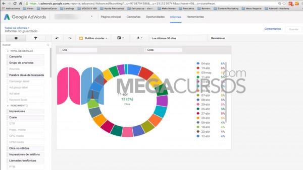 (Google Adwords) Aprende a crear informes avanzados