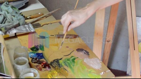 Dibujo y pintura - Descubre cómo mezclar las pinturas para conseguir los resultados adecuados