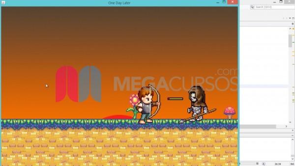 Java - Añade acciones a tu juego como disparar flechas o programar enemigos