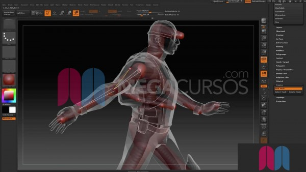 Proyecto - Rigging completo