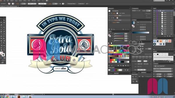 Crea logos clásicos