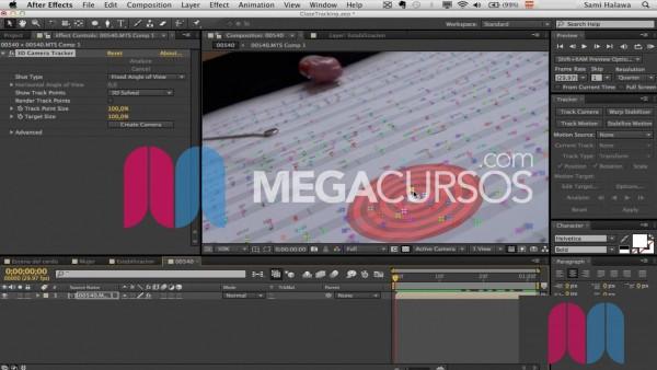 Incrusta tus diseños en vídeos reales