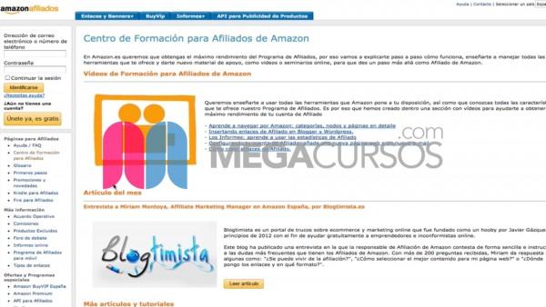 Monetiza tus webs y blogs con AdSense, Amazon Afiliados etc