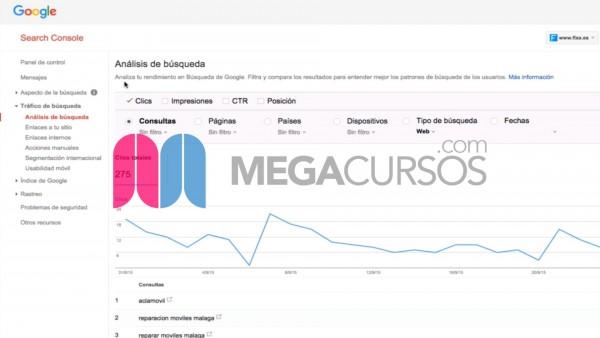 Aprende a usar Google Webmaster Tools