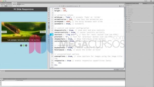 Crea sliders de imágenes desde 0