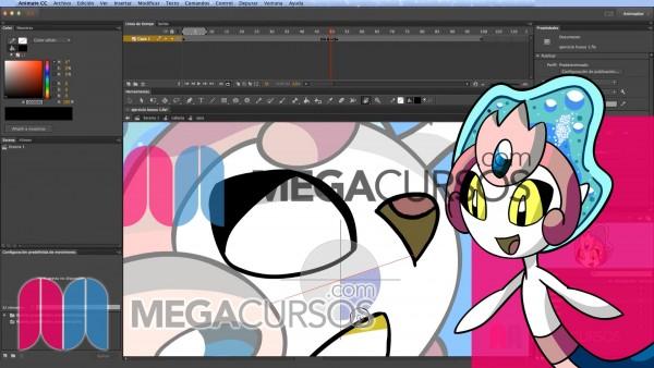 P3.Clase 2-Proyecto Animar Personaje. Parte B
