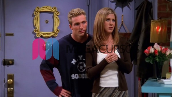Rachel's new boyfriend
