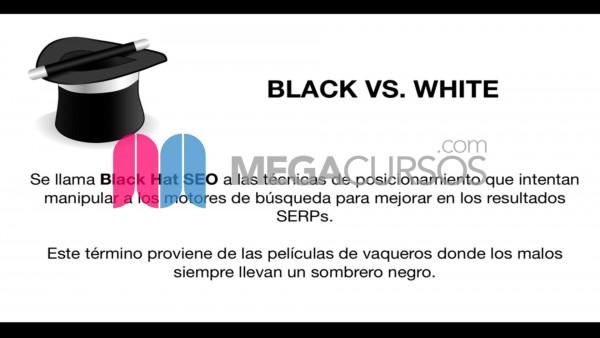 Iníciate en técnicas de Black Hat SEO