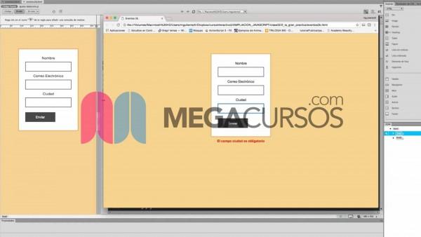 Usa jQuery para que tus formularios se corrigan automáticamente