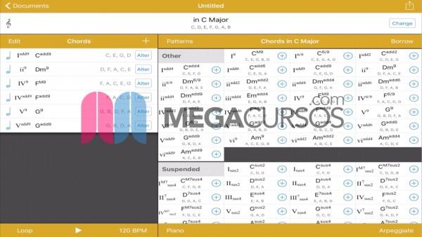 Utiliza apps para practicar componiendo con tus nuevos conocimientos armónicos sin necesidad de saber tocar instrumentos