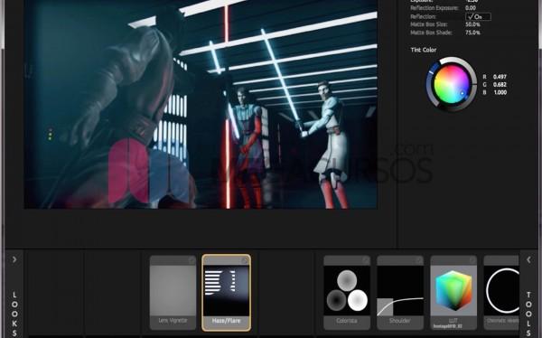 Proyecto Star Wars Sables laser