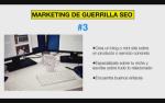 Marketing de guerrilla SEO.